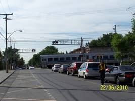 LEVEL CROSSING IN CANADA